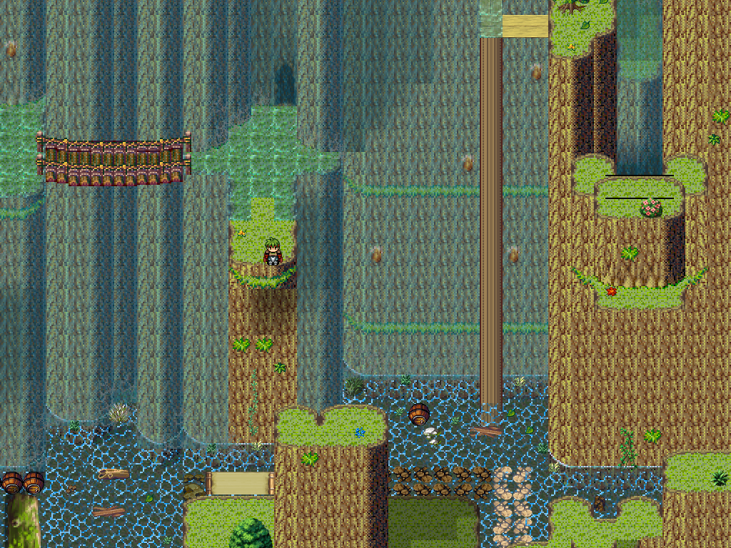 Gardens of Gonzo - 2D Indie MMORPG for the Creative (Attention